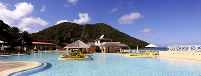 Transfer From St Lucia Airport to St James Club Morgan Bay